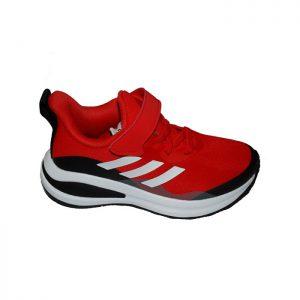 Παπούτσι αθλητικό κόκκινο